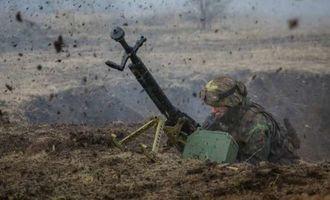 Оккупанты открывали огонь возле Водяного и Новотошковского