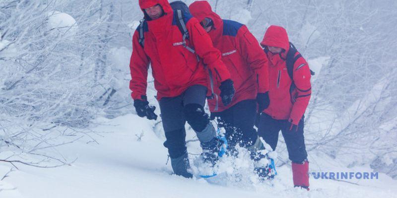 Спасатели призывают туристов не отправляться в горы без предварительной регистрации