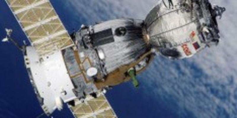 Российский «Союз» не смог пристыковаться к МКС
