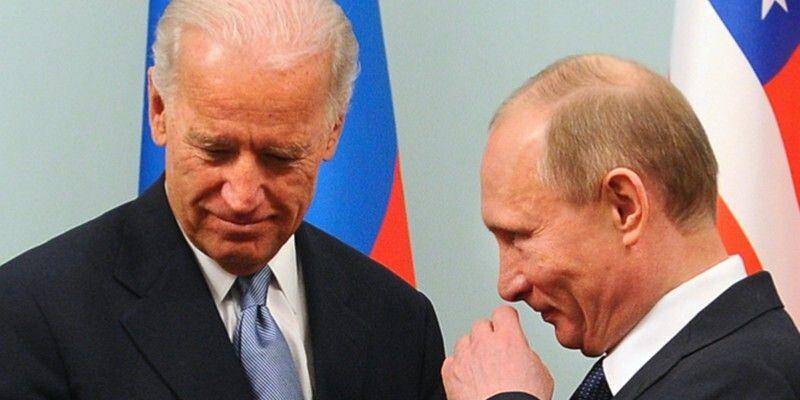 Байден ищет компромисс с Путиным, жертвой может стать Украина
