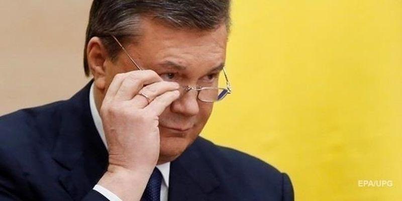 Янукович готов принять участие в суде по потере Крыма