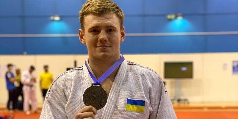 Украинские дзюдоисты завоевали три награды на Кубке Европы
