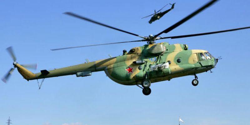 Российский вертолет вторгся в Украину: Дейнеко объяснил, почему его не сбили
