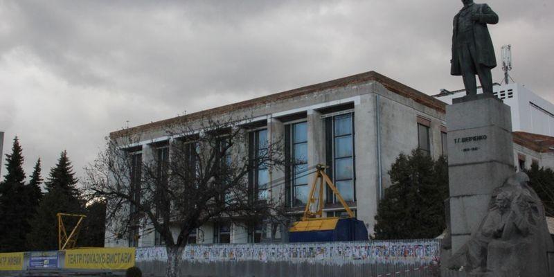 Після 6 років ремонту: відкриття драмтеатру знову відклали в Черкасах – сюжет