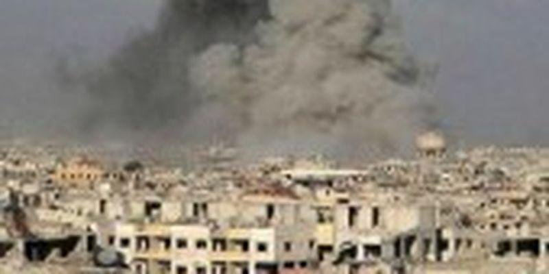 Ізраїль завдав авіаударів по позиціях проіранських сил у Сирії - щонайменше 40 загиблих