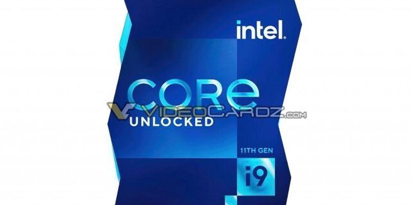 Intel Core i9-11900K «Rocket Lake» у модній коробці, схожою на i9-9900K