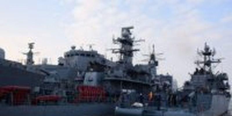 В Черном море начались военные учения НАТО