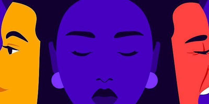 Какая эмоция управляет вами в соответствии с этим чернильным тестом?