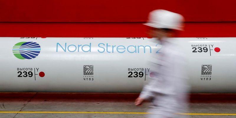 В Германии снова остановили на стройку Северного потока 2