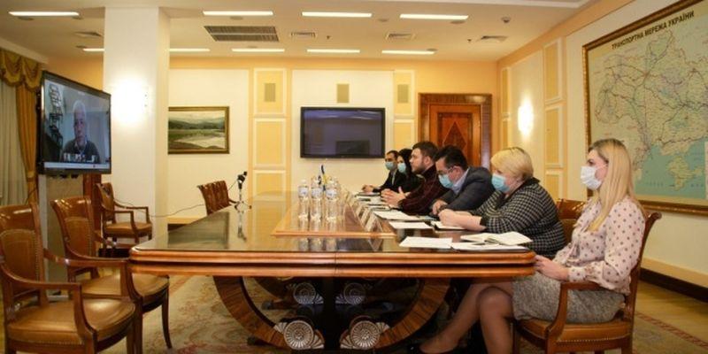 ЕБРР поддержал создание спецфондов для развития инфраструктуры Украины - Криклий