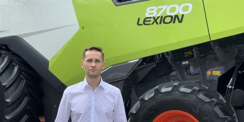CLAAS LEXION нової генерації знижує собівартість намолоченого зерна