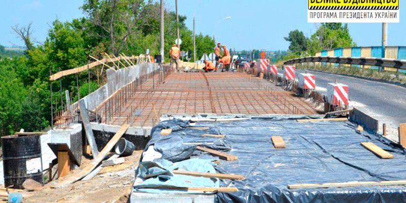 В Харьковской области впервые за 50 лет ремонтируют железнодорожный мост