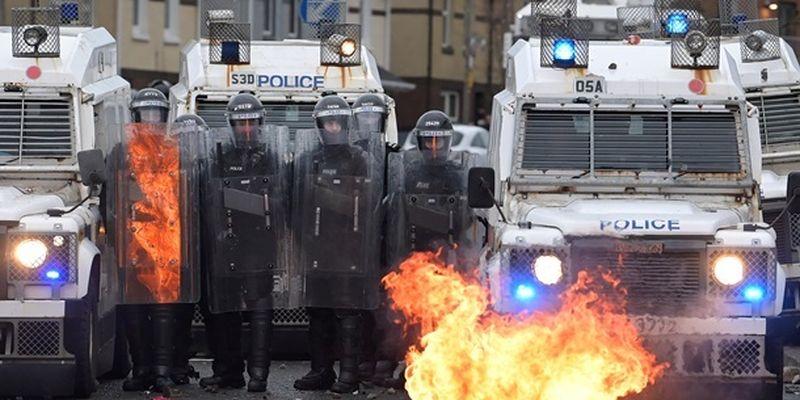 Brexit и Смута. Беспорядки в Северной Ирландии