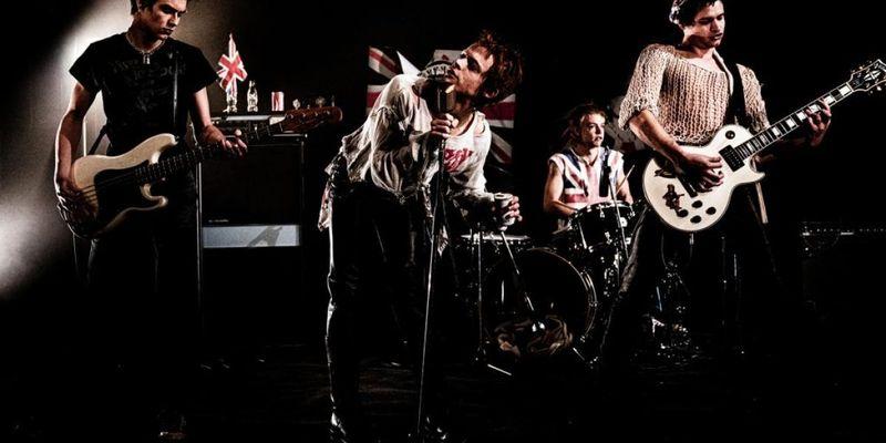 В сеть просочились первые кадры мини-сериала о панк-рок-группе Sex Pistols