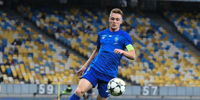 Полузащитник Динамо возглавил рейтинг самых дорогих украинских футболистов