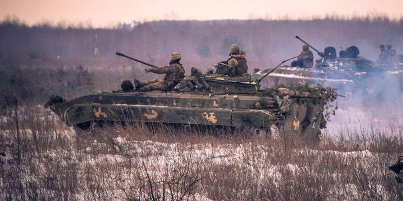 Киев обвинил Россию в попытке односторонне сорвать перемирие на Донбассе