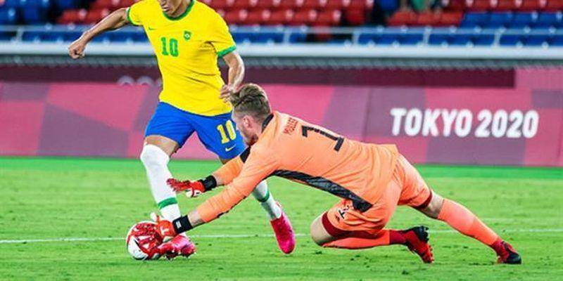 Бразилия – Германия 4:2 Видео голов и обзор матча