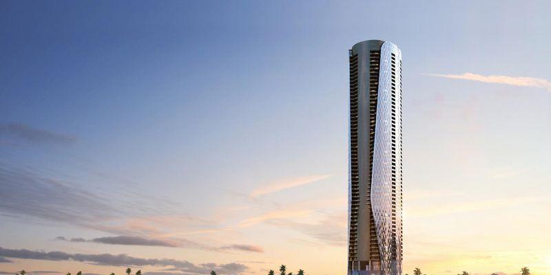 Bentley будет строить небоскребы