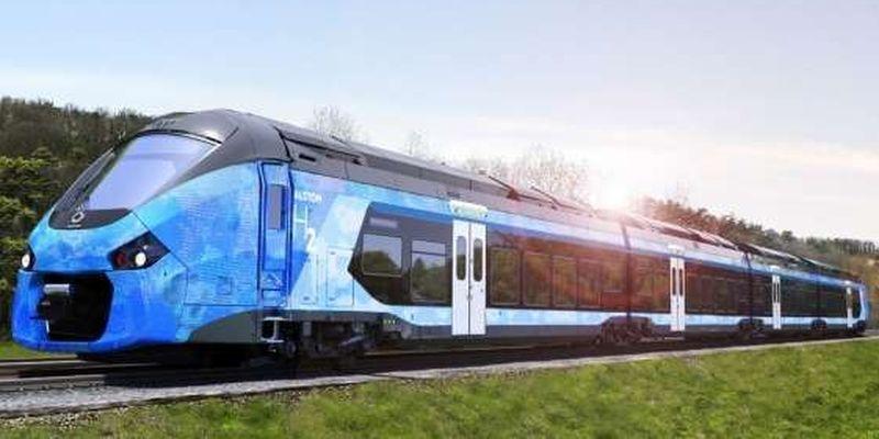 У Франції почнуть курсувати водневі поїзди