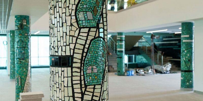 У галереї «Дукат» відкриють виставку, присвячену мозаїкам Центрального автовокзалу
