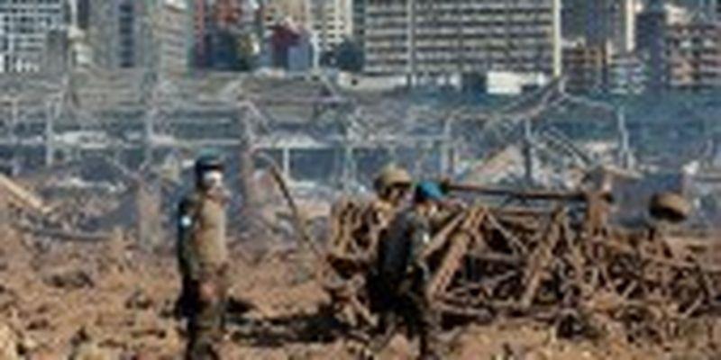 Через вибух у Бейруті зруйновано близько 640 історичних об'єктів