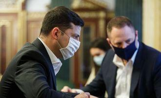 Зеленский: у СБУ и разведки нет вопросов к Ермаку