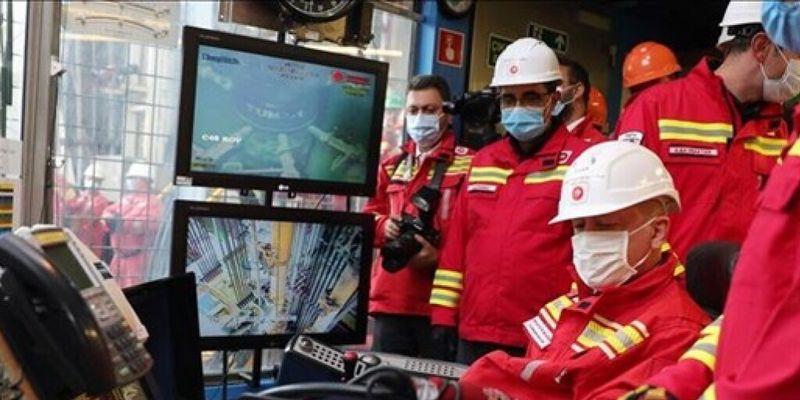 В Черном море найдено новое месторождение природного газа - Эрдоган