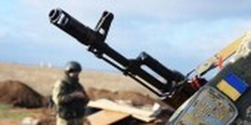 ООС: зафіксовано сім обстрілів з боку бойовиків, один військовий загинув, одного - поранено