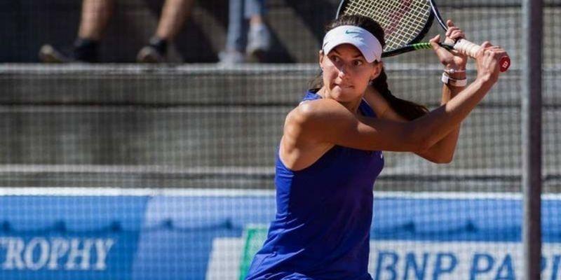 Украинка Познихиренко успешно выступает на турнире ITF в Эквадоре