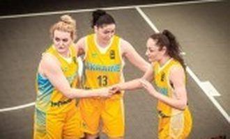 Збірна України обіграла двох учасників Олімпіади з баскетболу 3х3