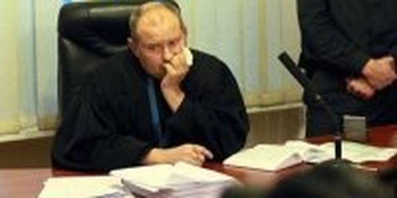 СБУ открыла уголовное дело о похищении судьи Чауса
