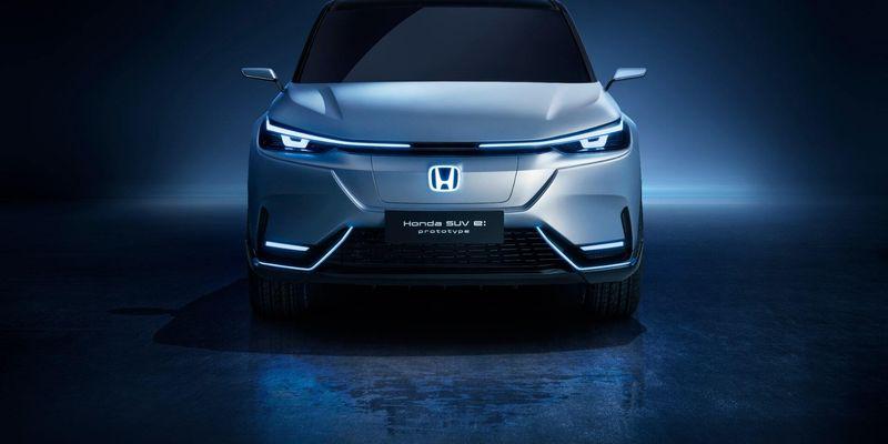 Honda переводит кроссовер HR-V на электротягу