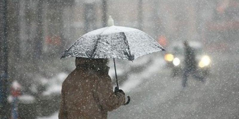 13 декабря в Украине резко ухудшится погода