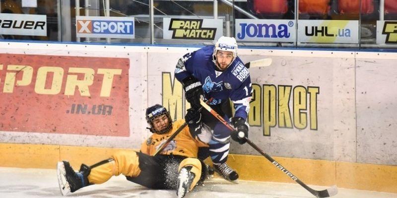 УХЛ: «Белый Барс» обыграл «Ледяных Волков»