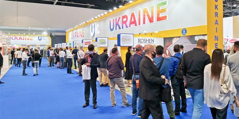 Понад 30 українських компаній представляють світу продукти вітчизняного виробництва на Gulfood 2021