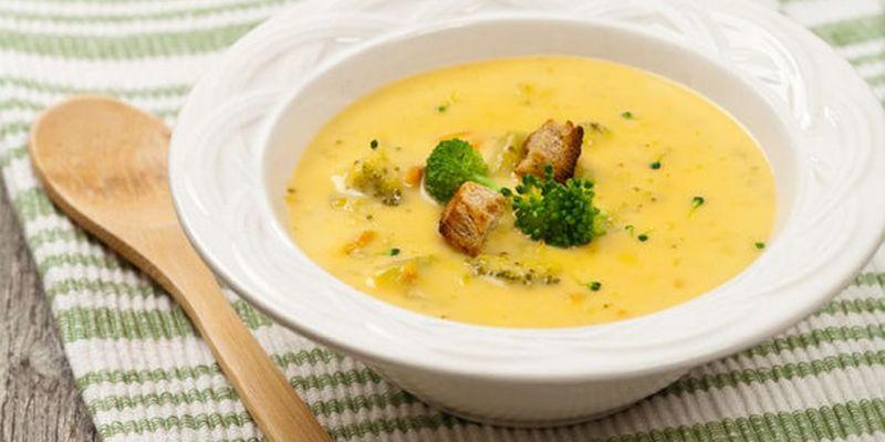 Рецепт самого вкусного сырного супа