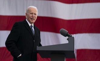 """""""Демократія перемогла"""": Джо Байден під час інавгурації звернувся до американців"""