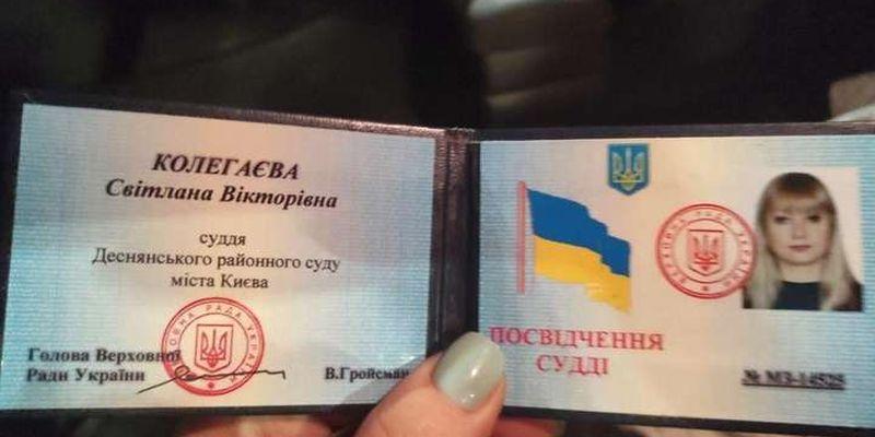 У Києві п'яна суддя влаштувала ДТП