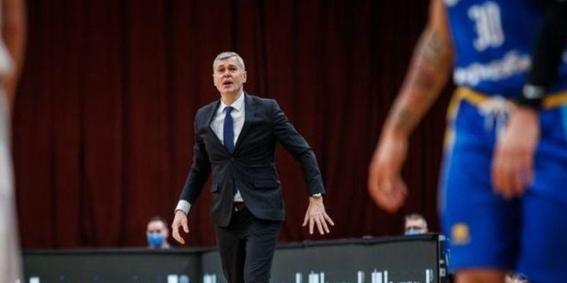 Багатскис: Дисциплина и желание - секрет успеха баскетболистов Украины