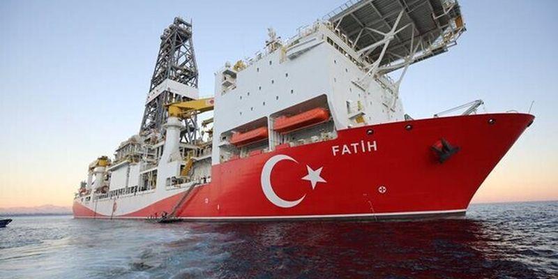 В Черном море нашли крупное месторождение голубого топлива