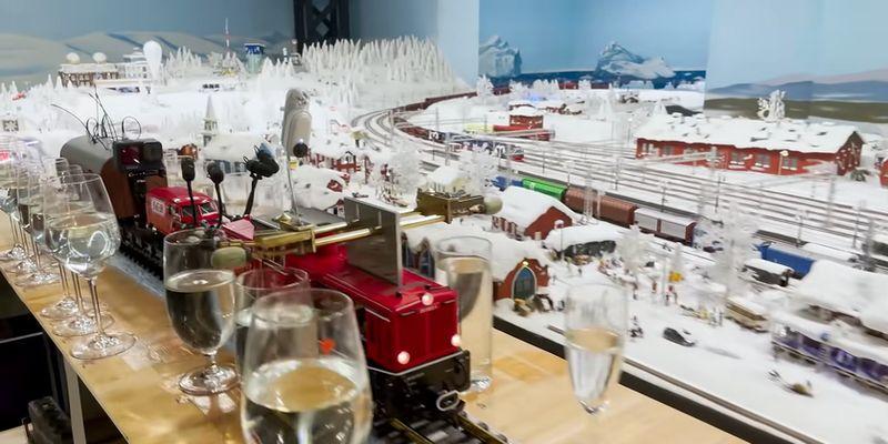 Поездатая музыка: самая длинная мелодия, исполняемая игрушечным поездом, попала в Книгу Рекордов Гиннеса