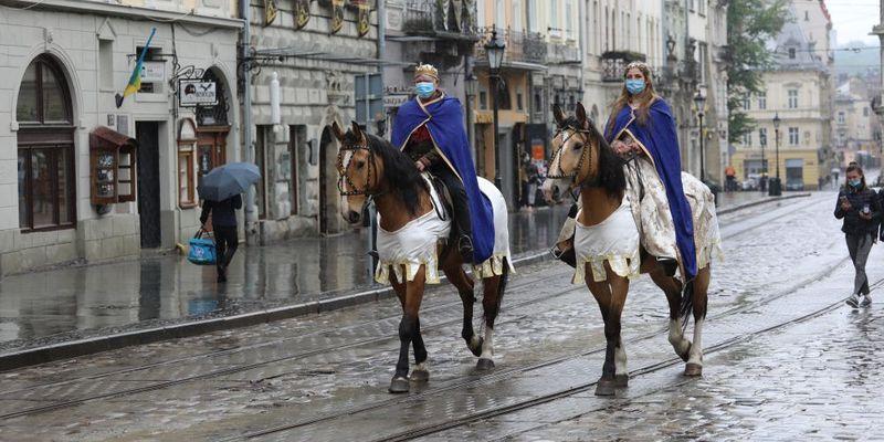 Львів святкує 765 річницю з дня заснування міста