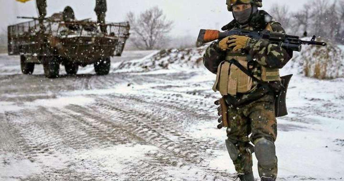 Украина за сутки три раза обстреляла ДНР
