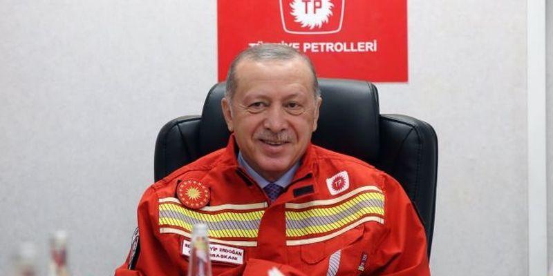 Турция нашла новое месторождение природного газа в Черном море