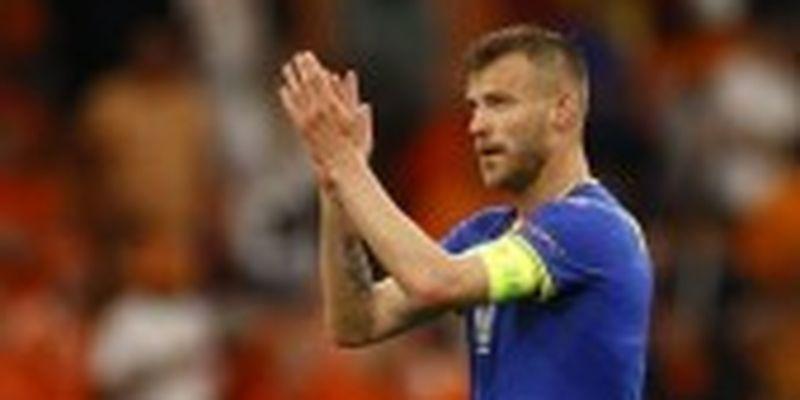 Українського футболіста визнано одним із найкращих асистентів Євро-2020