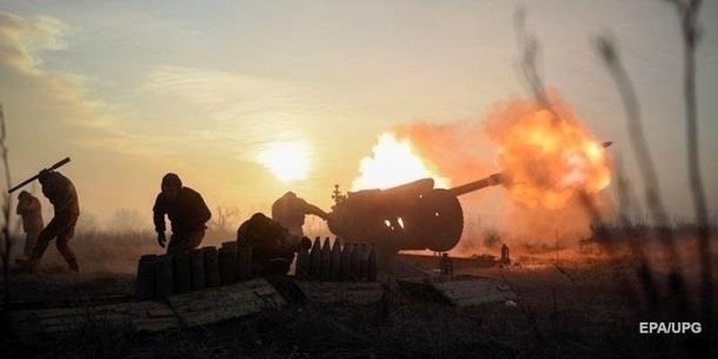 На фронте обострение: оккупанты массировано применяют артиллерию
