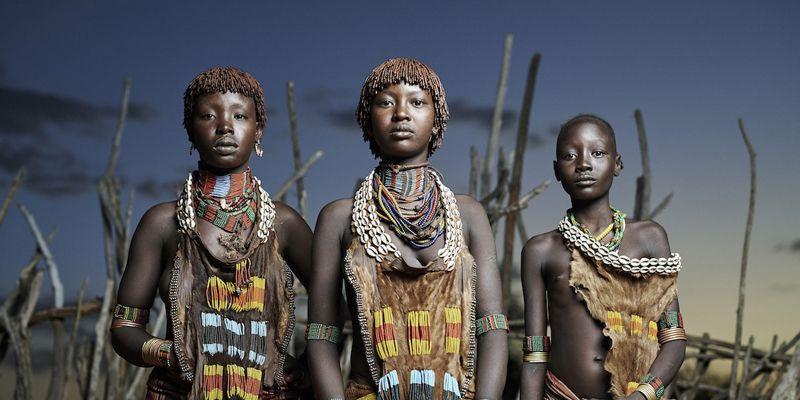 Самые необычные племена мира