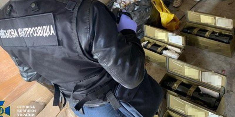 Заробив 500 тис. грн: ексчиновник продавав оптику для стрілецької зброї