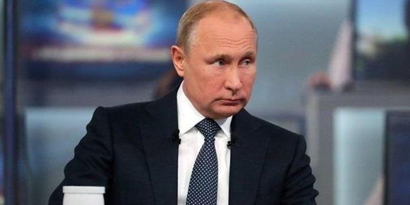 """Путин созвал """"запасников"""" на военные сборы"""