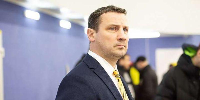 Сенсаційна поразка хокейного клубу «Донбас» призвела до зміни тренера